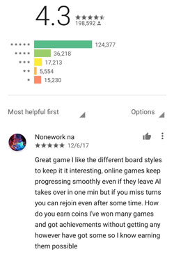 rento google play reviews